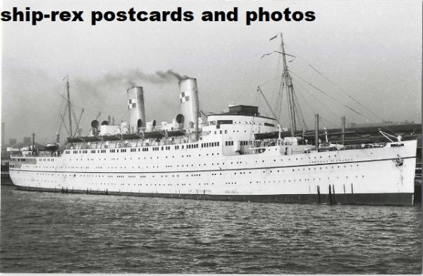 EMPRESS OF FRANCE (1948, Canadian Pacific) photo (b)